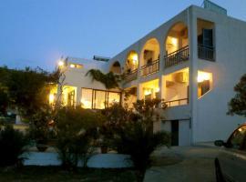 Hotel Flisvos, Agistri Town