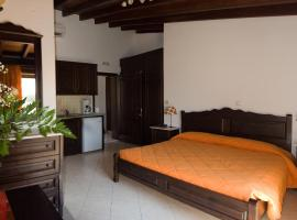 Afrodite Hotel Apartments, Mírina