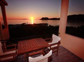 Akrogiali Apartments, Agios Ioannis Kaspaka