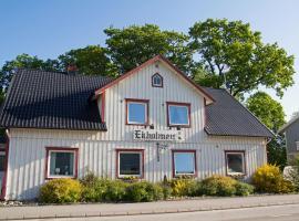 Pensionat Ekholmen, Vessigebro