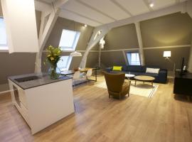 Apartments De Hallen,
