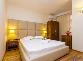 Hotel Corvaris, Бухарест