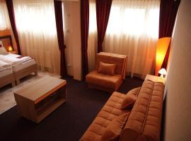 Hotel North City, Kosovska Mitrovica