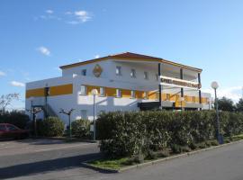 Première Classe Perpignan Nord, Rivesaltes