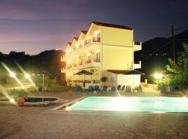 Byzantio Hotel & Apartments, Párga