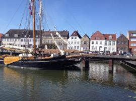 Ferienhaus am Glückstädter Hafen