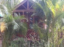 Sea Bird Beach Cafe & Cottages, Morjim