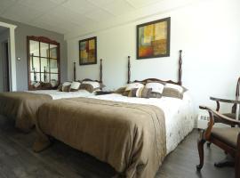 Hotel Motel Les Cascades, Alma
