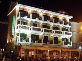 Aeolis Hotel, Sámos