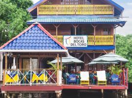 Hotel Bocas del Toro, Bocas Town