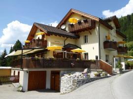 Hotel Ladina, Bergün