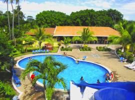 Tropiclub Playa El Cuco, El Cuco