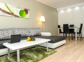 Deluxe Apartment Cismigiu Gardens, Boekarest