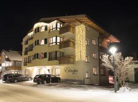 Hotel Garni Europa, Sankt Anton am Arlberg