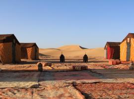 Caravane de Rève, Мхамид