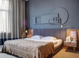 Poet Art Hotel, Odessa