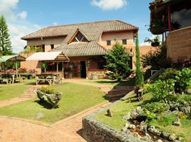 Finca Hotel Las Araucarias, Urrao