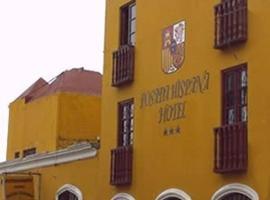 Posada Hispana, Pisco