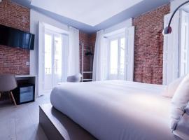B&B Hotel Fuencarral 52,