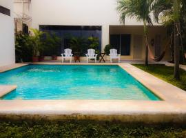 Meson de Tulum, Cancún