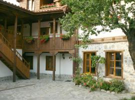 Todorova House, Bansko