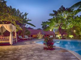 Le Flamboyant Resort, Kep