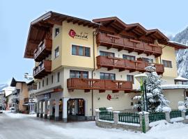 Apparthotel Ederfeld, Mayrhofen