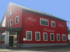 Hotelrestaurant Bauer