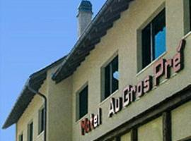 Motel au Gros Pré, Delémont