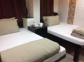 New Euro Asia Guest House, 香港
