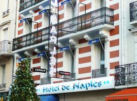 Hôtel De Naples, Vichy