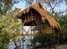 Samon Village, 贡布