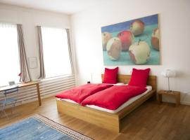 Hotel Wunderbar, Arbon