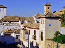 Santa Isabel La Real, Granada