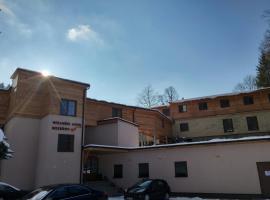 Wellness Hotel Bozeňov, Zábřeh