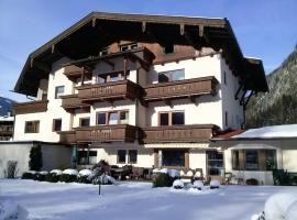 Hotel Garni Erler, Mayrhofen