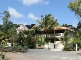 Villa Le Chapo, Port Mathurin