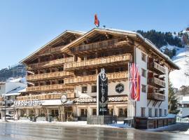 Raffl's Tyrol Hotel, Sankt Anton am Arlberg