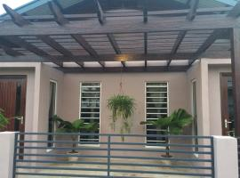 Blue Star Apartments, Paramaribo