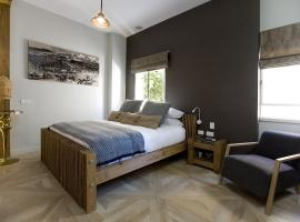 Molcho Neve Tzedek Apartments by Master, Tel Awiw