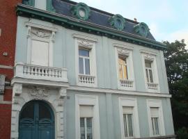La Maison Bleue, Roubaix