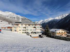 Hotel Appart Peter, Sölden