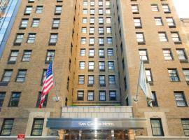 San Carlos Hotel New York, Нью-Йорк