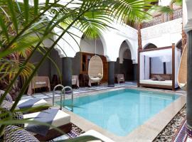 Hotel & Spa Riad El Walaa, Marraquexe