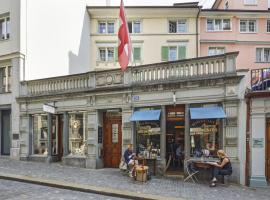 Boutique Hotel Herzkammer, Zurych