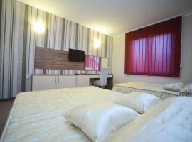Hotel Vila Moskva, Novi Sad