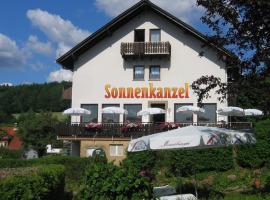 Café Pension Sonnenkanzel