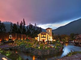 Aranwa Sacred Valley Hotel & Wellness, Urubamba