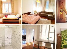 Emperor Apartment - Rákóczi, Budapest