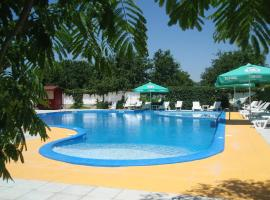 Hotel Ankor, Kranewo